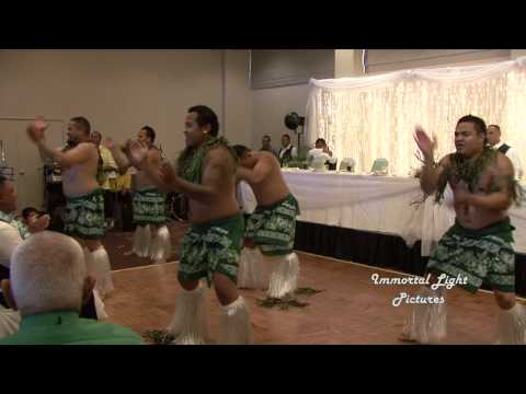 Dance - Samoan Wedding