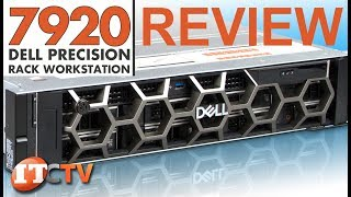 Dell Precision 7920 Rack Workstation REVIEW | IT Creations