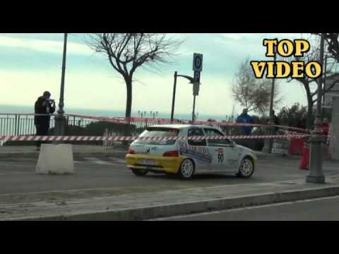 5° Ronde Rally SPERLONGA 2013 CRASH & SHOW BY TOP VIDEO