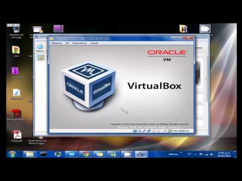 Como instalar beini 1.2.3 en virtualvox