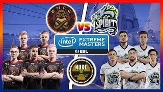 ENCE vs Spirit Highlights [Nuke] - ENCE's Journey of Major Final IEM Katowice 2019