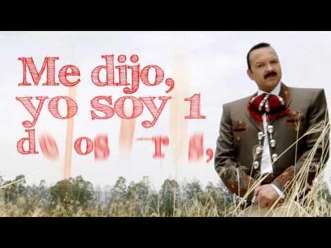 "Pepe Aguilar - ""Mujeres Divinas"" - video de letras - canal oficial"