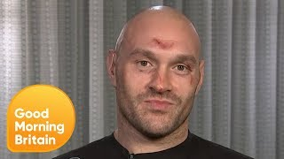Tyson Fury: Everybody Who Watched the Fight Knows I've Won | Good Morning Britain