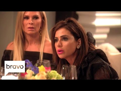 RHOC: Peggy Asks Shannon if She Trusts David (Season 12, Episode 16) | Bravo thumbnail