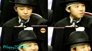 "120818 Kwon Ji Yong ""G-Dragon"" Birthday 2012 #Happy25thGDay [Pre Debut Ver.]"