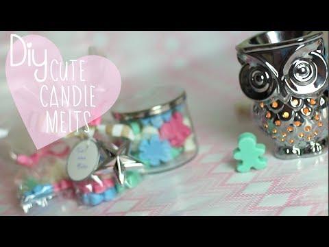DIY Candle Melts   2 ways   Gift Idea