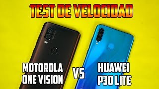 Motorola one vision VS Huawei P30 lite   BATALLA EPICA  Tecnocat