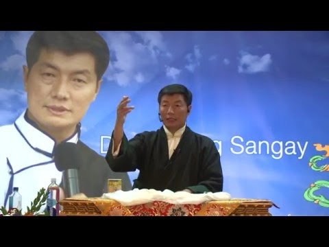 Sikyong Dr Lobsang Sangay Answering Public Questions in NYC (Feb 14, 2016) HD