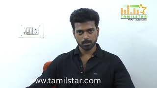 Vikranth Special Interview About Nenjil Thunivirundhal Movie