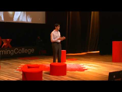 Change isn't in your DNA: Maxwell Wessel at TEDx Central Wyoming College