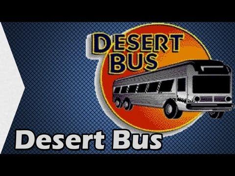 O Jogo Mais Realista Do Mundo: Desert Bus
