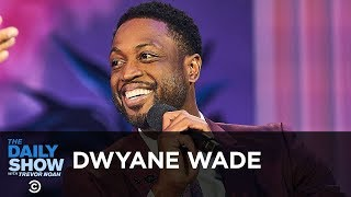Dwyane Wade - Leaving the NBA on His Own Terms and Buying His Mom a Church | The Daily Show