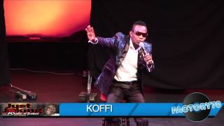 Koffi @ Just Joking Comedy Hosted by Wale Gates.