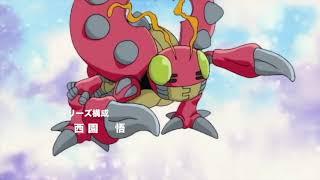 Digimon Adventure OP 1 - Butter-Fly (HD, Sho Oosawa Cover)