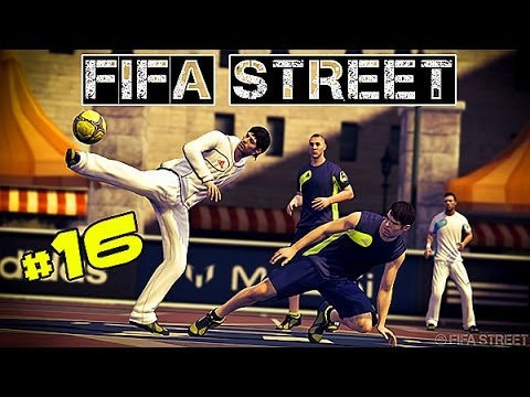 FIFA STREET 4  Прохождение КАРЬЕРЫ   #16 [Игра против REAL MADRID]