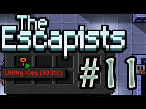 Как сделать плакат в the escapists видео