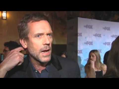 House - Season 7 - Sky1 Interview with Hugh Laurie, Lisa Edelstein and Omar Epps