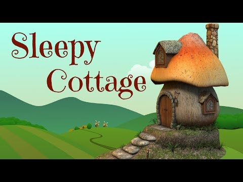 Sleep Meditation for Kids | SLEEPY COTTAGE | Guided Meditation for Children