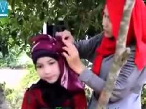 Memakai Jilbab Gotik Paris For Kids Donning Hijab With My Cousins - Memakai Jilbab New video
