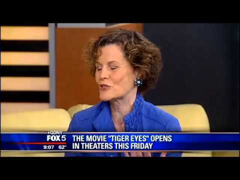Judy Blume talks about the Tiger Eyes premiere!