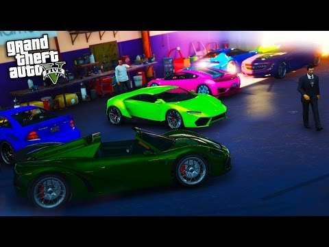 GTA Online: How To Set Up an Import/Export Car Business & Start Stealing Cars! (Import/Export DLC)