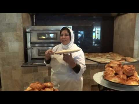Le Meridien Pyramids Cairo EGYPT - daily freshly cooked bread