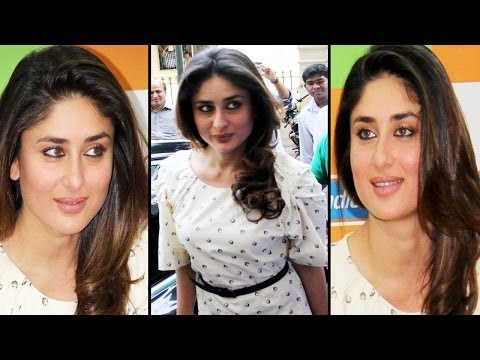 Sexy Kareena Kapoor Khan Looks Preety Hot In White video
