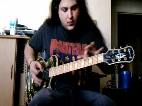 System Of A Down - Deer Dance Guitar Cover - By ( Kenny Giron ) Kg video