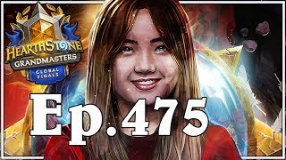 Funny And Lucky Moments - Hearthstone - Ep. 475 Grandmasters Global Finals 2019 Special