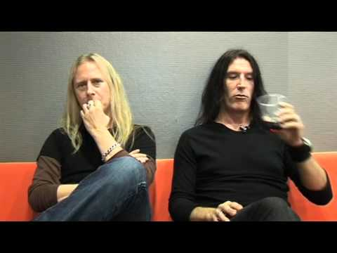 Interview Alice In Chains - Jerry Cantrell and Sean Kinney (part 2)