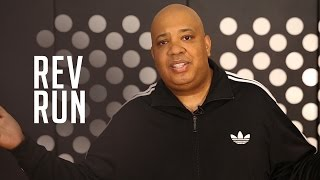 Rev Run on how Run DMC got started, times with LL Cool J and the Beastie Boys
