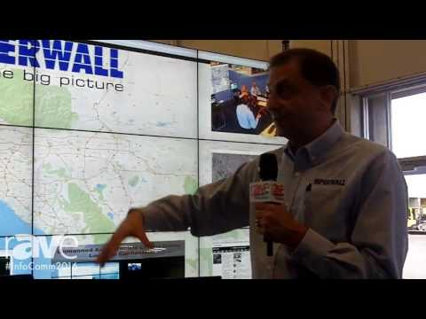 InfoComm 2016: Hiperwall Shows Off Hiperwall Version Four