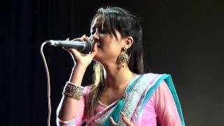 Manipuri Song ''NINGJABA MANA'' SUSMITA live at Dharmanagar