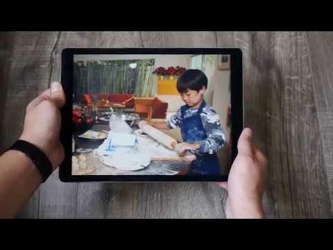Apple iPad Pro: распаковка и первые впечатления