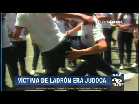 Fue por lana y salió trasquilado: intentó asaltar a expertos en artes marciales - 6 de Agosto 2014