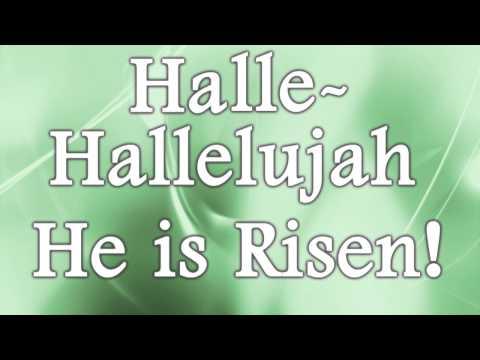 Josh Caterer - Hallelujah! He is Risen! (Lyrics)