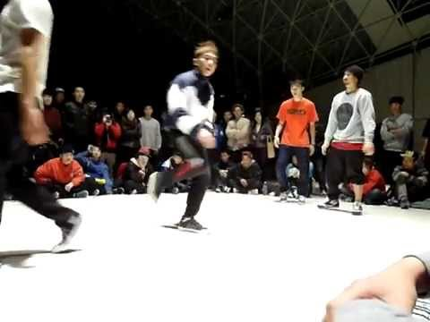 2012 dance dream vol.3 china bboy 3on3 - TMT(WIN) VS STO  (Final)