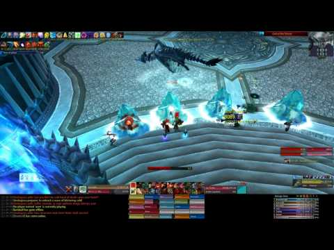 Sindragosa 25 man - by Myth [Fury Warrior PoV]