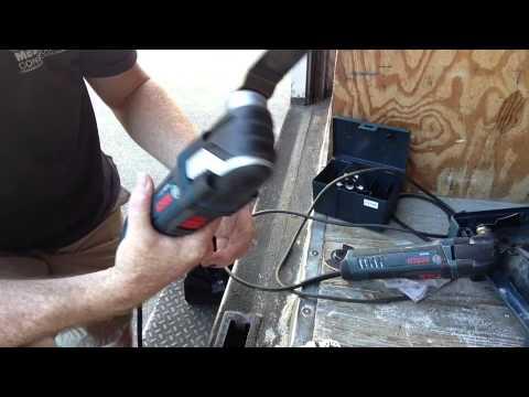 Bosch Multi Tool MX30e Review