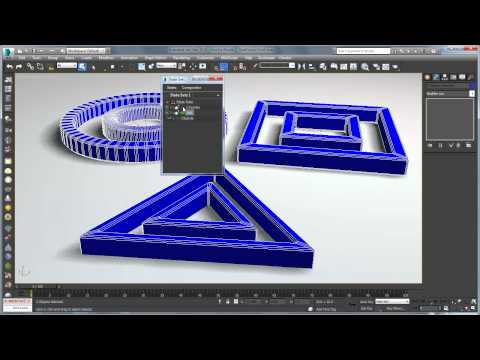 3ds Max 2015 State Sets Features Part 1