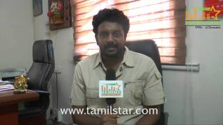 Sai Gokul Ramanath At Vaaliba Raja Movie Team Interview