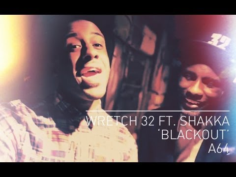 Wretch 32 ft Shakka - Blackout - A64 [S6.EP42] | #WednesdayWildcard: SBTV