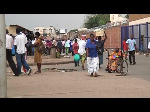 Burundi, Construction d'un complexe commercial