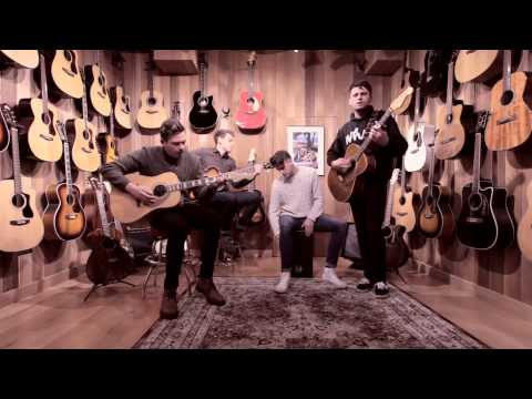 Lower Than Atlantis - Merry Christmas (Wherever You Are) - (Acoustic version)