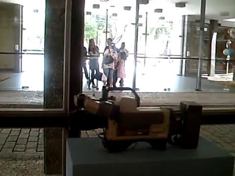 video sobre filmadoras antigas