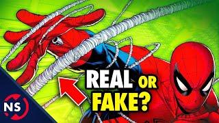 SPIDER-MAN'S Web Shooters VS Organic Webbing! || Comic Misconceptions || NerdSync