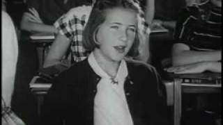 """""""Molly Grows Up"""" 1953 - Sex Ed Film for Girls"""