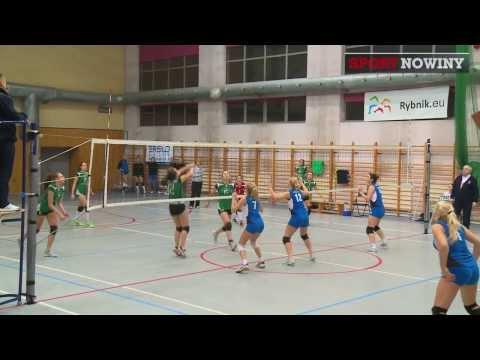 3 Liga Siatkówki Kobiet: UKS Jedynka Erbud Rybnik - GS UKS Krzanowice