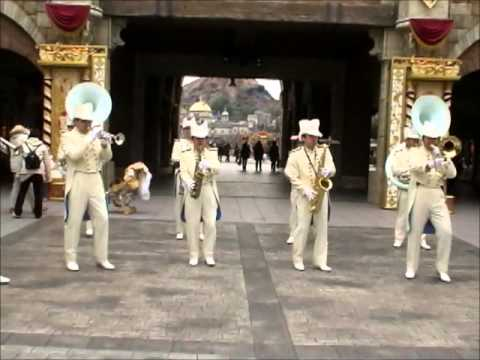 TDS  Maritime Band  (Season of the Heart) マリタイム・バンド(シーズン)