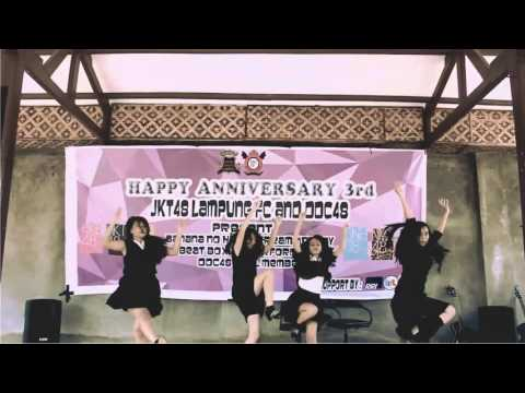 DDC48 - Escape [cover JKT48 @3rd Aniv JKT48LampungFC]